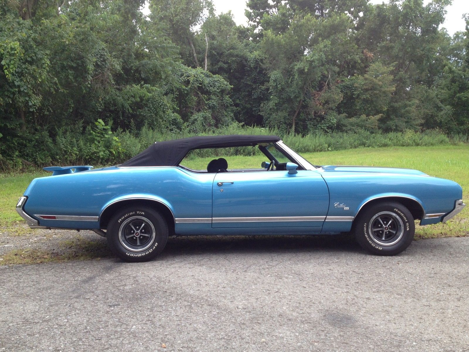 1971 Oldsmobile Cutlass SX - Muscle Car