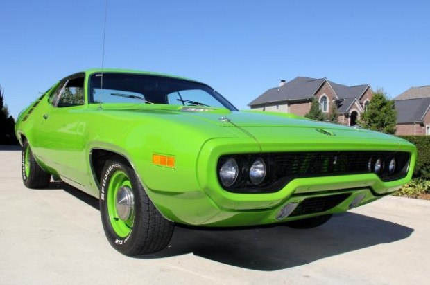 1971 Plymouth Road Runner-122
