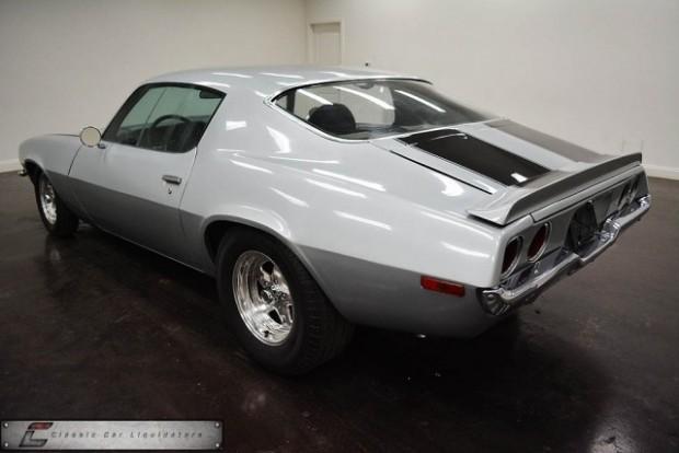 1972 Chevrolet Camaro-14