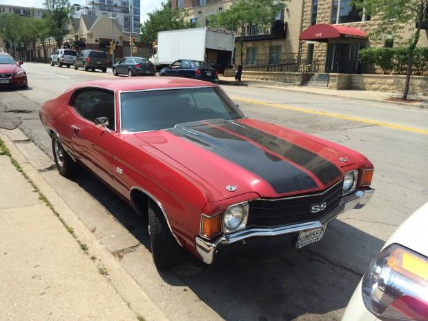 1972 Chevrolet Chevelle-11