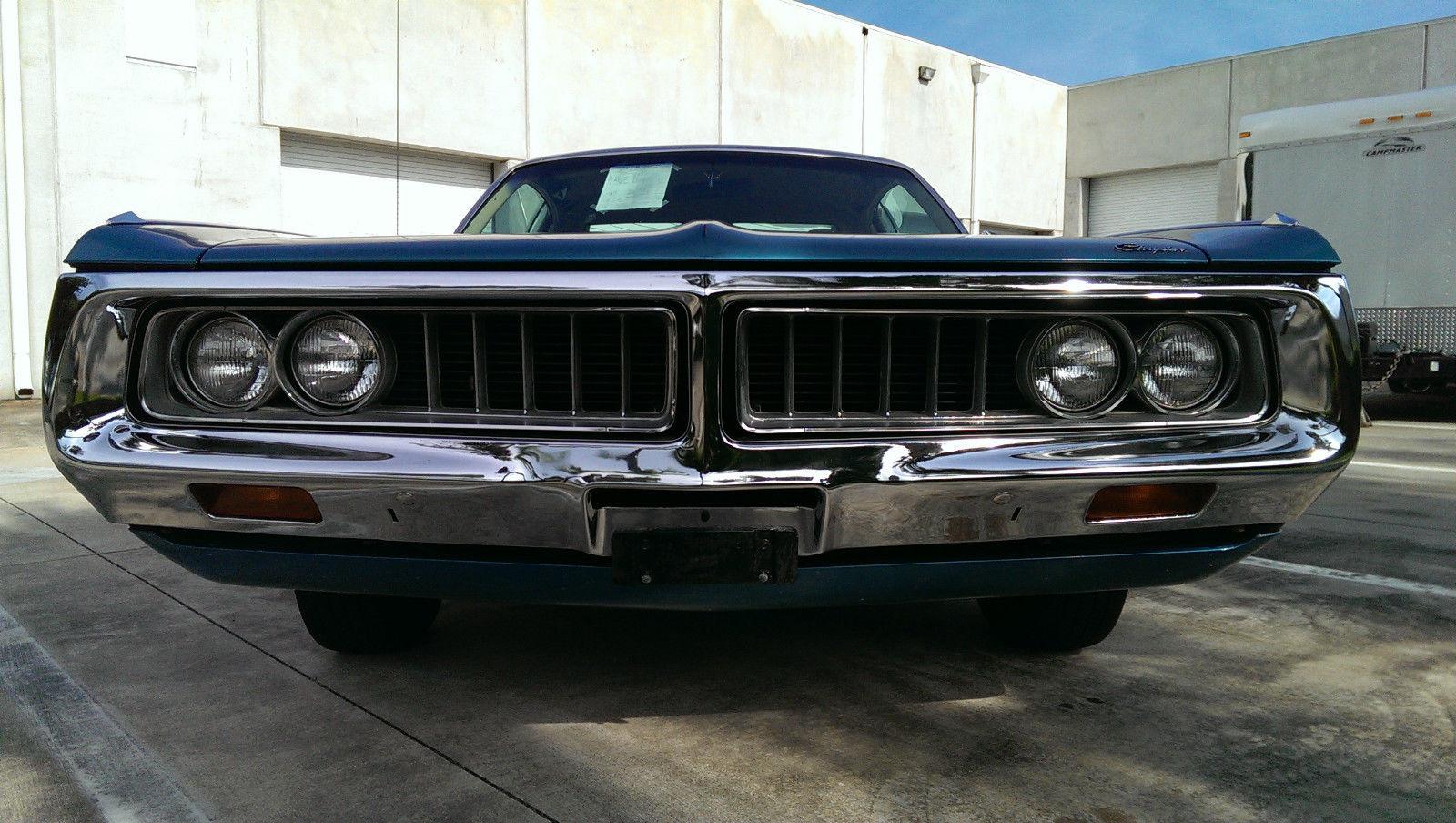 1972 Chrysler Newport Custom123