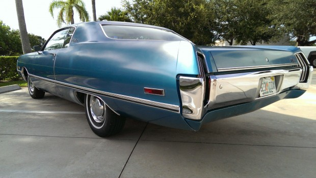 1972 Chrysler Newport Custom1435435