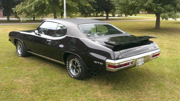 1972 Pontiac GTO-143