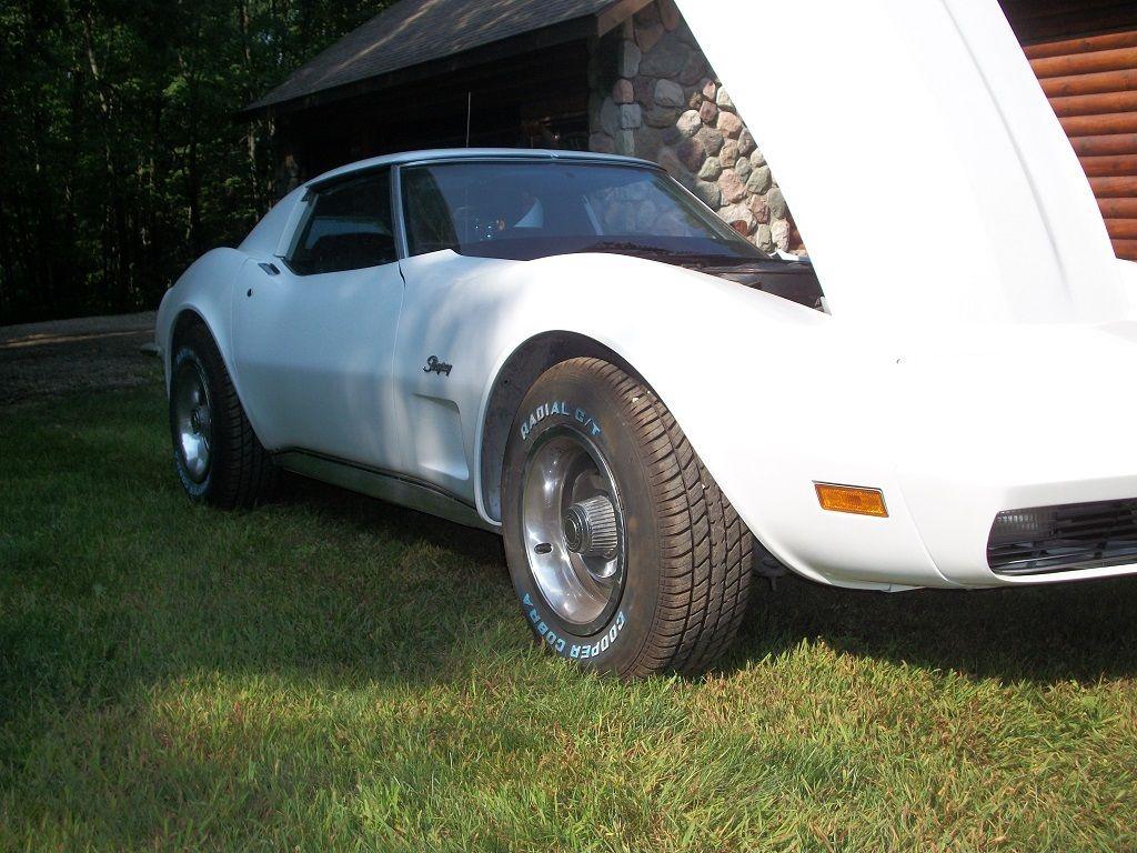 1973 Chevrolet Corvette-133