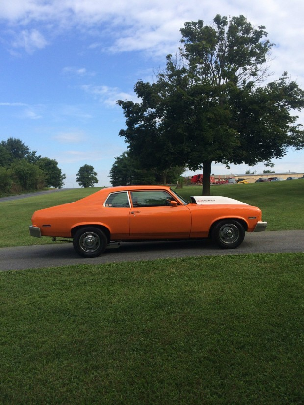 1974 Chevrolet Nova-1435345