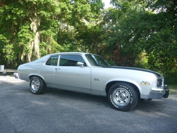 1974 Chevrolet Nova SS-1423424