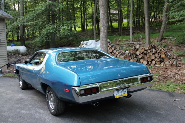 1974 Plymouth Road Runner-134