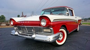 1957 Ford Ranchero Numbers Matching 1st Year Production