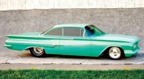 1960 Chevrolet Impala Pro Street
