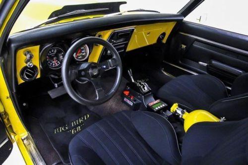1968 Pontiac Firebird25