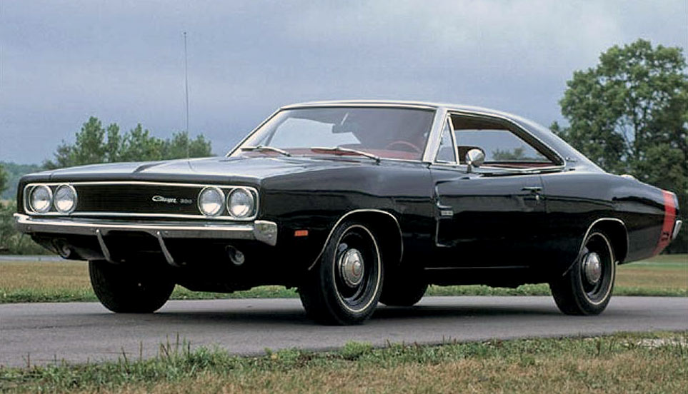 1969 Doge Charger Hemi 500