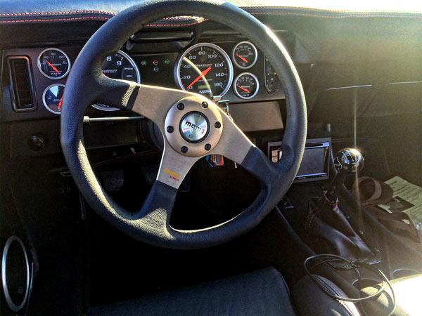 1969 Camaro Pro Touring 5