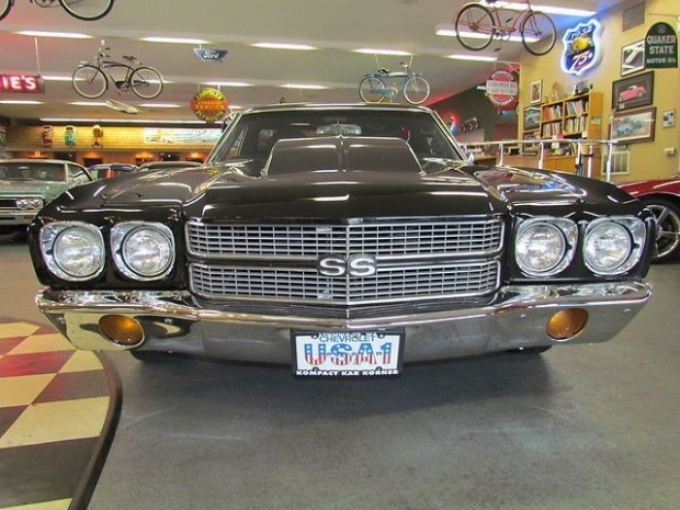 1970 Chevrolet El Camino Street strip-dfgkjg11