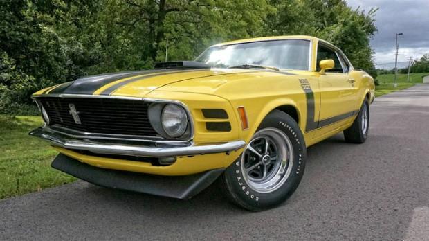 1970 Ford Mustang BOSS302 DRAG PAK-132