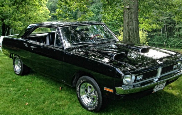 1970 dodge dart swinger base hardtop muscle car. Cars Review. Best American Auto & Cars Review