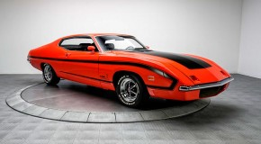 1970 Ford Torino King Cobra, 1 of 2 original Ford prototypes
