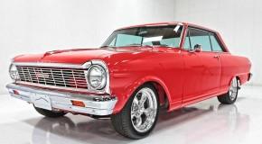 1965 Chevrolet II Nova SS Custom
