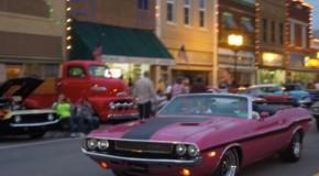 Gang, inc cruise night! Ottawa Kansas 9-20&21-2014 by Norman Kirby