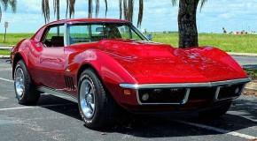 1969 Chevrolet Corvette Stingray Matching Numbers