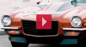 1973 Camaro Rebuild