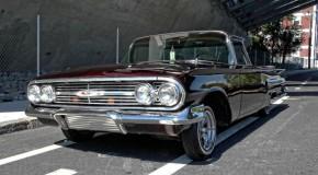 1960 Chevrolet El Camino Kustom Lowrider Bellflower