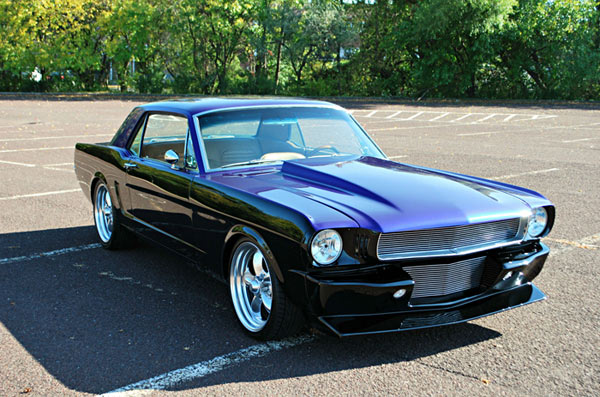 1965 ford mustang 302 pro touring muscle car. Black Bedroom Furniture Sets. Home Design Ideas