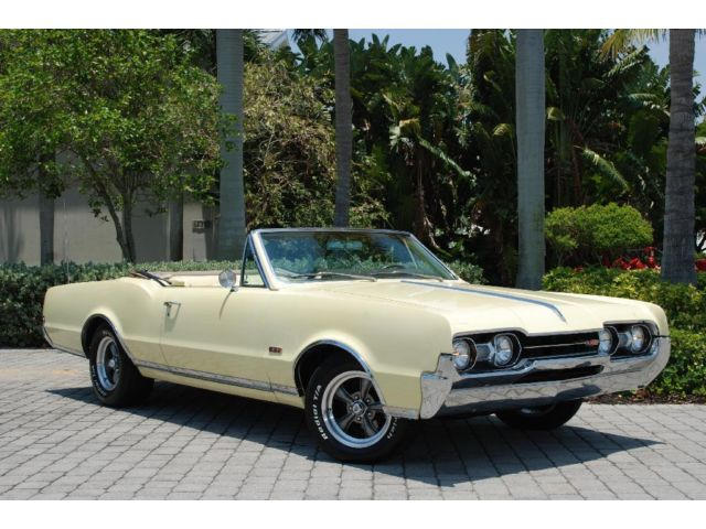 1967 Oldsmobile Cutlass Convertible-rgkjh11