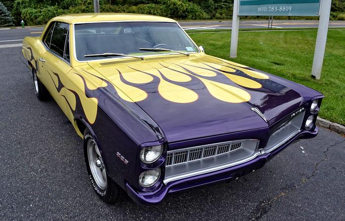 1967 Pontiac Le Mans-11