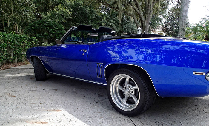 1969 chevrolet camaro convertible muscle car. Cars Review. Best American Auto & Cars Review
