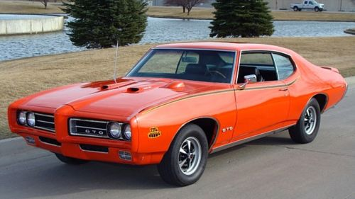 1969 Pontiac GTO Judge Ram Air III-hhg162
