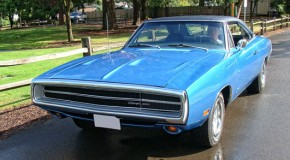 1970 Dodge Charger 500 383