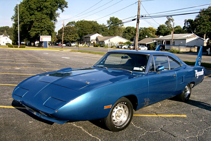 1970-Plymouth-Road-Runner-Superbird-440,--Number-Matching-g5h76t4121