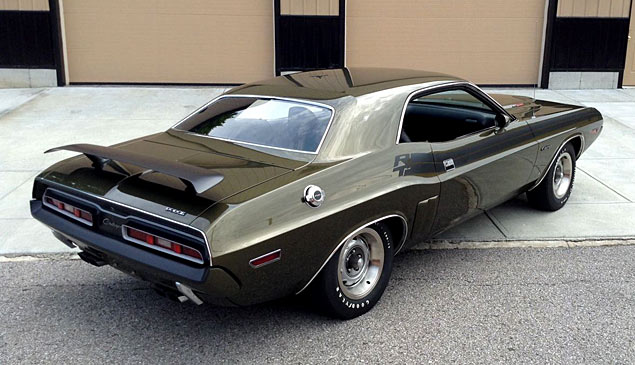 1971 Dodge Challenger R/T 440 Six Pack - Muscle Car