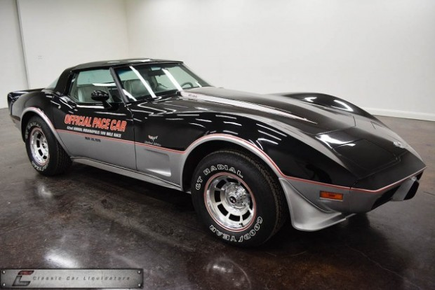 1978 Chevrolet Corvette Pace Car-dfjhg11
