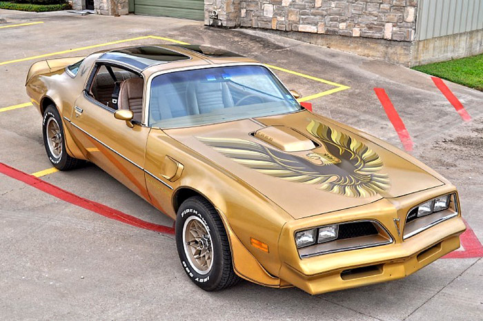 Pro Touring Muscle Cars For Sale >> 1978 Pontiac Trans Am Y88 GOLD EDITION - Matching Numbers - Muscle Car