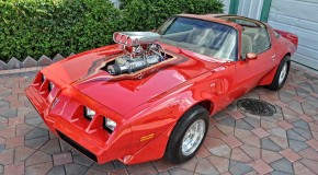 1979 Pontiac Trans Am Pro Street 850HP ONE OF A KIND