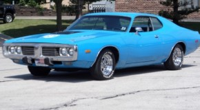 1973 Dodge Charger Numbers Matching