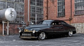 1951 Mercury, 346 LS1 Supercharged Fuel Injected, 4L60E Auto.