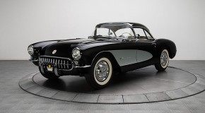 1957 Chevrolet Corvette 283/283 HP FI V8 4 Speed