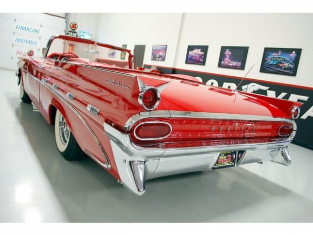 1959 Pontiac Catalina CONVERTIBLE 389 -15646