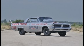 1963 Pontiac Catalina Swiss Cheese 421/405HP. The Most Famous Out of 14 Cars Built.