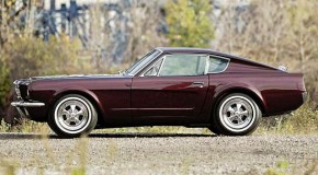 """1964 1/2 Ford """"Shorty"""" Mustang Factory Concept Car"""