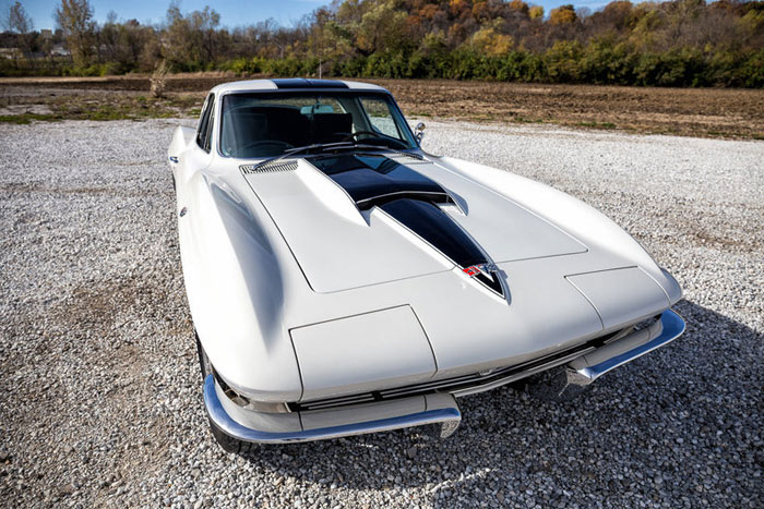 1964 Chevrolet Corvette Tri Power ZZ4 Resto Mod, 350 C.I