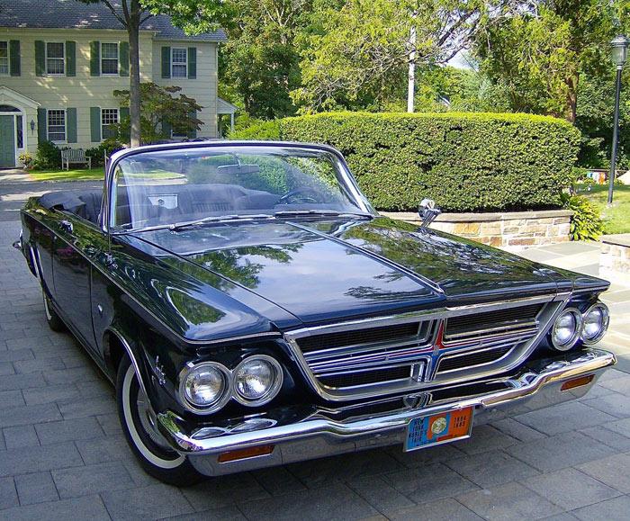1964 Chrysler 300K Letter Series Convertible