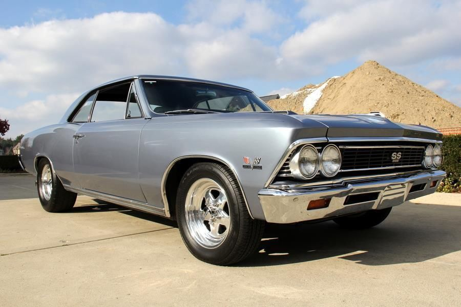 1966 Chevrolet Chevelle 138 SS 454ci 6 Speed2435345