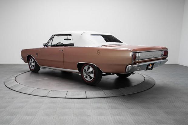 1967-Dodge-Dart-GTS-Convertible-383-4-Speed,-1-of-512