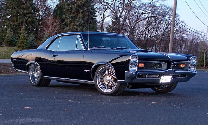 1967 Pontiac GTO435345