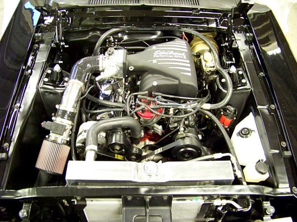 1968 ford mustang custom