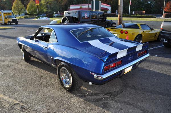 1969 Chevrolet Camaro Rare Erson 454 Big Block, 12 Bolt Rear 500+hp3465