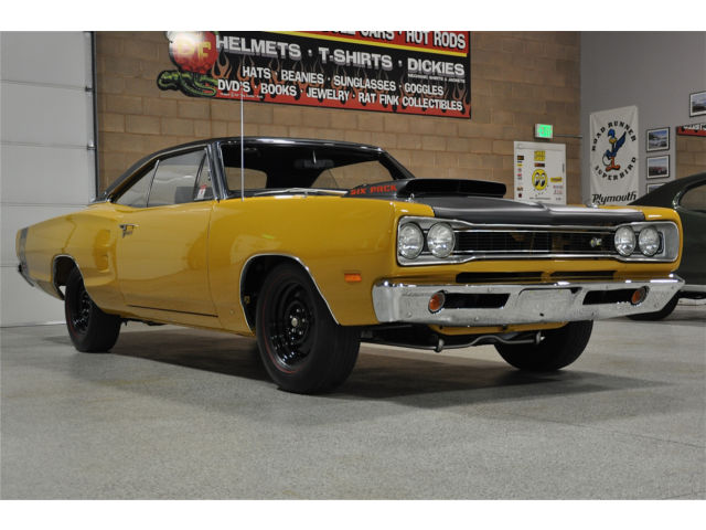 1969 Dodge Coronet Super Bee, M-Code A12, 440 Six Pack, Numbers Matching-dfglkjhh11